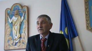 Звіт голови ГРФФ І.Бабія за період роботи з 2010 по 2016 рр.