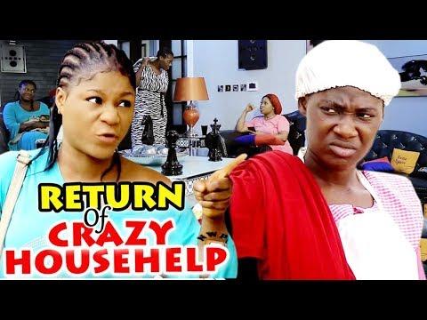 Return Of The Crazy House Help Season 1&2 - Mercy Johnson ll 2019 Latest Nigerian Nollywood