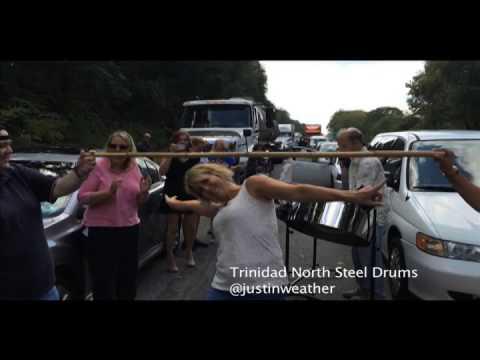 Traffic Jamming: Party on shut down Penn Turnpike!