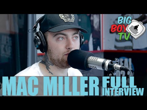 """Mac Miller on Tattoos, """"Weekend"""" featuring Miguel, And More! (Full Interview) 