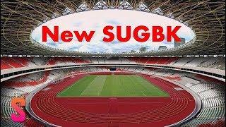 Video Kemegahan di Stadion Utama Gelora Bung Karno MP3, 3GP, MP4, WEBM, AVI, FLV September 2018