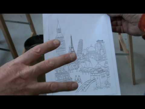 Vidéo de Jacques de Loustal