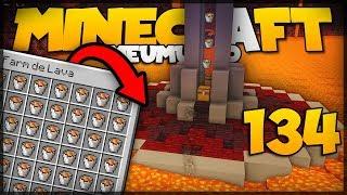 Video ISSO É UMA FARM DE LAVA! // Meu Mundo #134 // Minecraft MP3, 3GP, MP4, WEBM, AVI, FLV Mei 2019