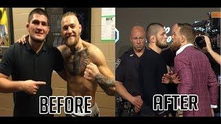 Video Khabib Nurmagomedov vs Conor McGregor | UFC 229: Press Conference Highlights MP3, 3GP, MP4, WEBM, AVI, FLV Oktober 2018