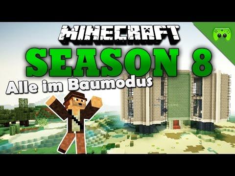 ALLE IM BAUMODUS «» Minecraft Season 8 # 70 | Full HD