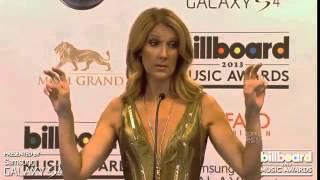 Céline Dion - Billboard Music Awards 2013 - Press Conference