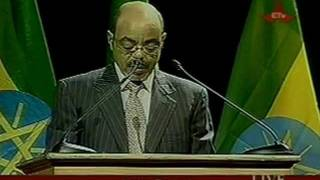 PM Meles Zenawi On The 16th International Conference On HIV/AIDS&STD In Africa