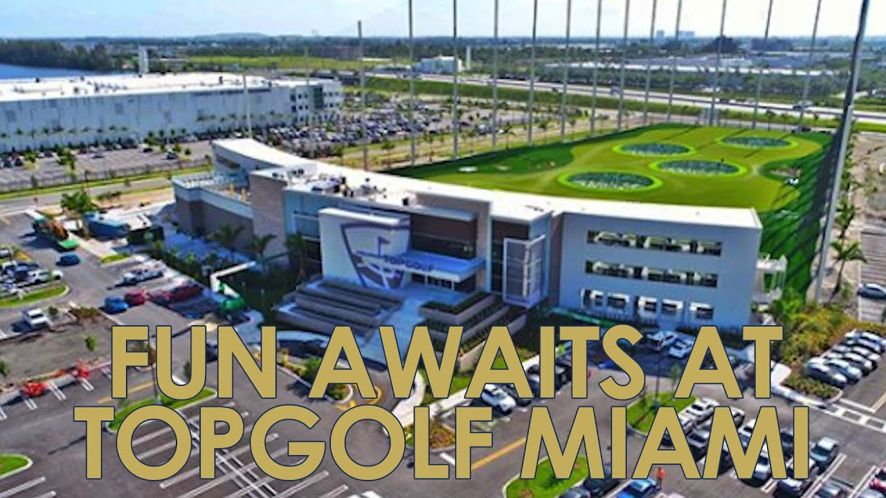 """Enjoy an Outing You'll Never """"Fore""""-get at Topgolf"""