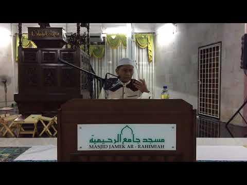 AF Ustaz Mohd Zairi Drahman - 22082017