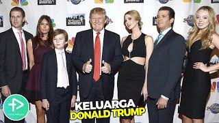 Terungkap! 5 Fakta Unik Anak Anak Donald Trump Presiden Amerika