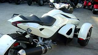 5. 2010 CAN-AM SPYDER RS-S