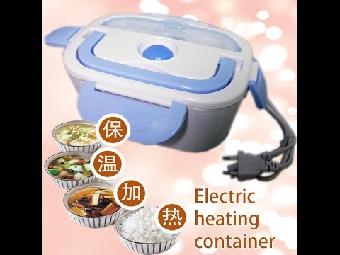 Electric Heating Meal Container / Lunch Box / Gift