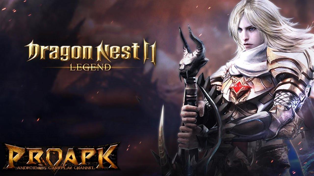 Dragon Nest 2 Legend - 드래곤네스트2 레전드 CBT