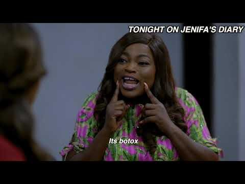 Jenifa's diary Season 14 Episode 9- showing tonight on (AIT ch 253 on DSTV), 7.30pm