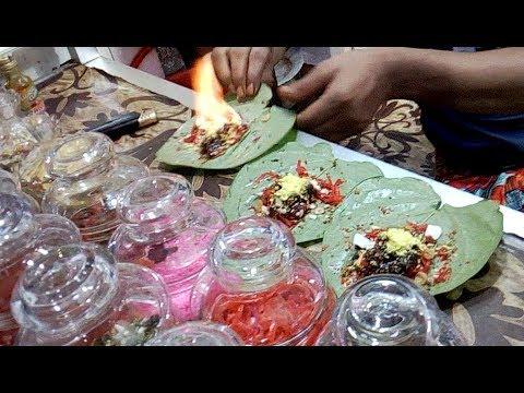 পুরান ঢাকার আগুন পান - Fire Pan In Puran Dhaka
