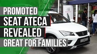 Promoted: SEAT Ateca – built with families in mind by Autocar