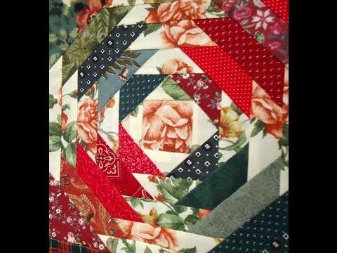 nuovo motivo combinato realizzato in patchwork