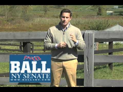 New York State Senator Greg Ball