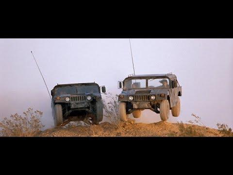 Broken Arrow -  Humvee Chase Scene (1080p)