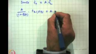 Mod-04 Lec-18 Input/Output Impedances In Negative Feedback Amplifiers (Contd.)