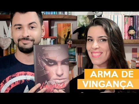 #BOLACHABOOKCHALLENGE - Arma de Vingança | Admirável Leitor