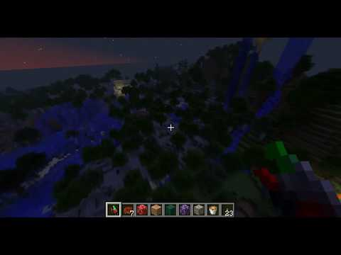 Minecraft bacteria mod infecta tu mundo entero haz locuras etc