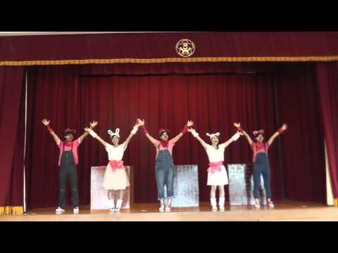 天王学園幼稚園『三匹のこぶた』