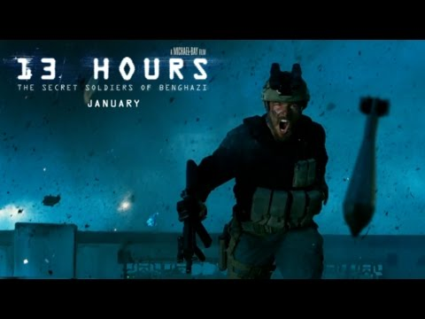 13 Hours: The Secret Soldiers of Benghazi (Red Band Trailer 2)