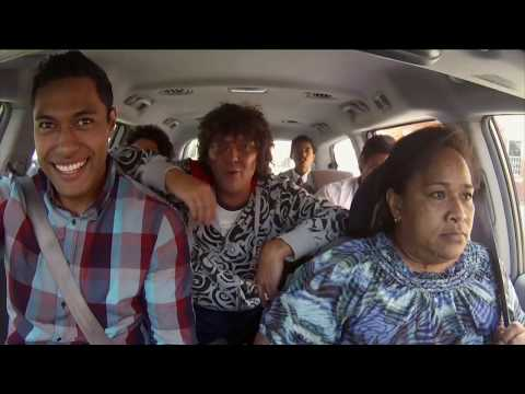 Jonah From Tonga (DELETED SCENE) - Drive Home