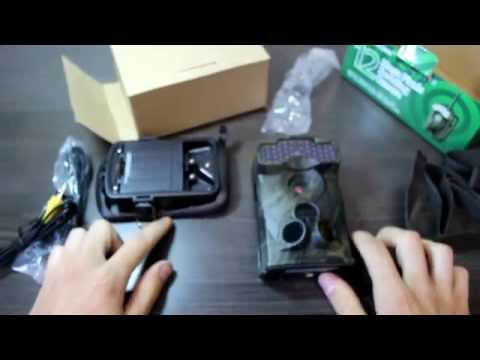 Wildlife camera ltl acorn 5310A. Unpacking, overview