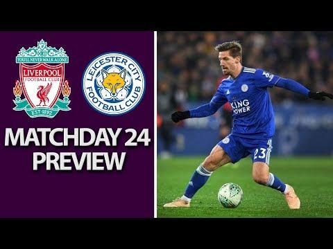 Video: Liverpool v. Leicester City | PREMIER LEAGUE MATCH PREVIEW | 1/30/19 | NBC Sports