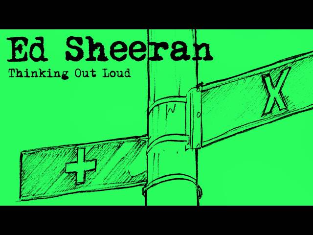 Ed-sheeran-thinking-out