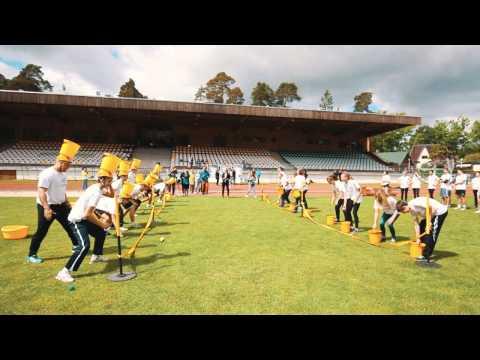 Valmieras un Cēsu sportisti gatavojas Latvijas Jaunatnes Olimpiadei