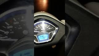 2. Piaggio liberty 50  2017 iget  (72km/h)