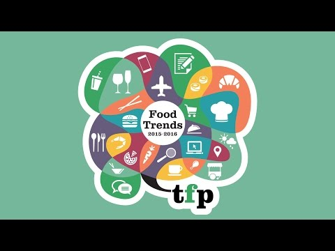 The Food Trends Event 2015-2016