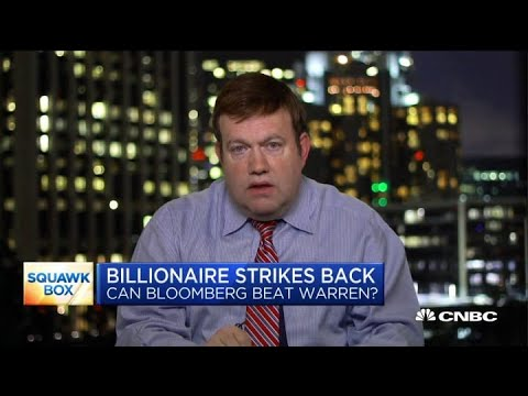 Pollster Frank Luntz explains why Bloomberg is an attractive 2020 candidate