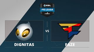 Dignitas vs FaZe, game 1