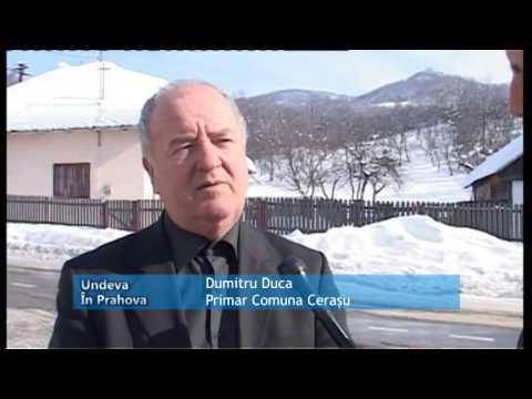 Emisiunea Undeva în Prahova – comuna Cerașu – 9 februarie 2014
