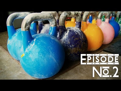 I Want Abs Fitness Challenge Episode Two: Kettlebell Basics With Nic Goebeler