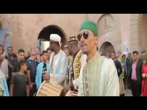Φεστιβάλ μουσικής Γκνάουα στο Μαρόκο