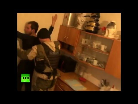 Задержание в Волгоградской области вербовщиков ИГ