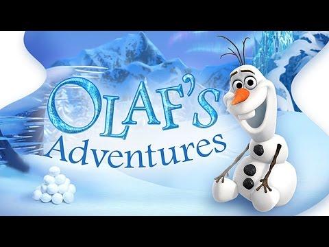 DISNEY DIGITAL BOOKS FROZEN OLAF'S ADVENTURES BEST FREE APP – WINTER TIME
