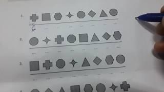 Tes mengingat pola gambar dan simbol adalah salah satu tes kepribadian dalam hal ketelitian. Yang di uji di tes ini adalah daya ingat, kecerdasan dan kreativitas dari peserta tes. Peserta akan di beri soal berupa pola dan simbol simbol yang mewakili pola tersebut. Para peserta akan di beri waktu 5 menit untuk mengingat pola dan simbol yang di berikan. Semua peralatan tulis tidak di perkenankan saat intruktur memberikan soal. Yangbperlu di lakukan oleh peserta tes ini hanyalah mengingat gambar di pikiran masing masing.Tes psikologi adalah serangkaian kegiatan pengukuran untuk mendeskripsikan seseorang, baik kemampuan (ability), kepribadian, kecenderungan dan sebagainya. Berdasarkan keputusan yang akan diambil dalam pengukuran, maka tes psikologi mempunyai fungsi sebagai berikut:Fungsi seleksiTes psikologi berfungsi sebagai seleksi jika digunakan untuk memilih individu-individu yang cocok/sesuai dengan kualifikasi yang diharapkan.. misalnya tes masuk suatu lembaga pendidikan atau tes seleksi jabatan tertentu. Berdasarkan hasilh-asil tes psikologis yang dilakukan, pimpinan lembaga dapat memutuskan calon-calon pelamar yang dapat diterima dan menolak alon-calon lainnya.Fungsi KlasifikasiYaitu mengelompokkan individu-individu dalam kelompok sejenis. Misalnya mengelompokkan siswa yang mempunyai masalah sejenis, sehingga dapat diberi bantuan yang sesuai dengan masalahnya. Atau mengelompokkan siswa ke dalam program khusus tertentu.Fungsi deskripsiTes ini berfungsi untuk menjelaskan profil seseorang, baik kepribadian, tingkahlaku, kemampuan, minat dan bakat dan sebagainyaMengevaluasi suatu treatmentTes psikologi digunakan juga untuk mengavaluasi suatu treatment/tindakan yang telah dilakukan terhadap seseorang atau sekelompok individu. Ini untuk mengavaluasi sampai tingkat mana keberhasilan treatment yang sudah diberikan. Evalusi ini sangat membantu untuk meneruskan tindakan selanjutnya yang akan diambil.Menguji suatu hipotesisTes psikologi juga bisa digunakan menguji sebuah h