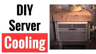 Video DIY Server Closet Air Conditioner MP3, 3GP, MP4, WEBM, AVI, FLV Agustus 2018