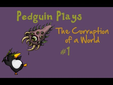 Terraria - The Corruption of a World (Chapter 1)