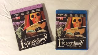 Nonton Extraordinary Tales  2015  Blu Ray Review And Unboxing Film Subtitle Indonesia Streaming Movie Download