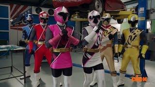 "Video Power Rangers Super Ninja Steel - Power Rangers in the Base | Episode 4 ""Making Waves"" MP3, 3GP, MP4, WEBM, AVI, FLV Juni 2018"