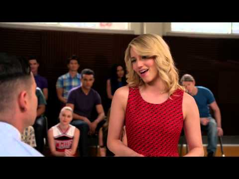 glee - just give me a reason