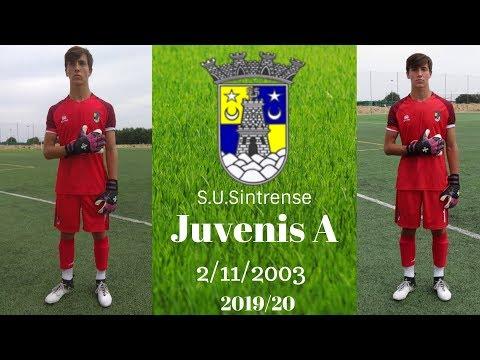 Daniel Carvalho(SU Sintrense) vs Sacavenense