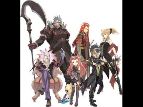 Tales of the Abyss OST - Oracle - Coercion